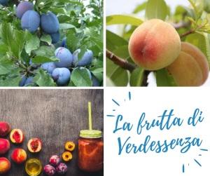 La frutta di Verdessenza